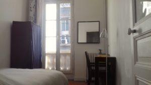 Les Tomettes chambres d'hôtes à Marseille, chambre zen